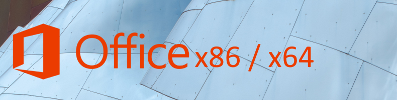 Should you switch from Microsoft Office x86 to x64?